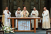 50th Anniversary Mass with Archbishop James Peter Sartain - June 15, 2014 : There are many more photos. Please check back.