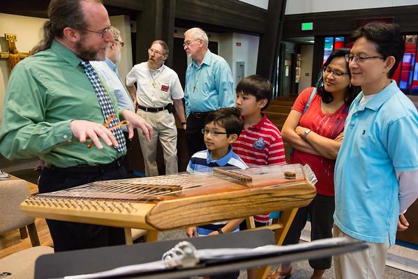 Aug 9, 2015 - 9.45 am Mass by Fr. Dennis Sevilla