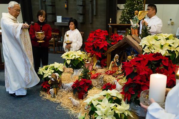 Dec 25, 2014 - Christmas Day Mass