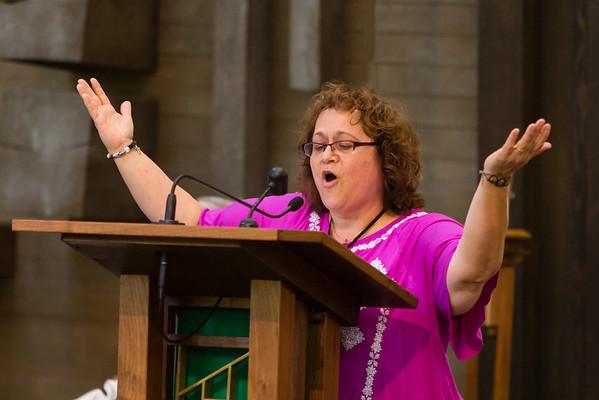 July 5, 2015 - 9:45 am  Mass by Fr. Jack Buckalew